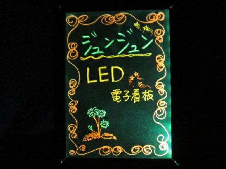 送料無料 手書きボード LED看板 LED 手...の紹介画像3