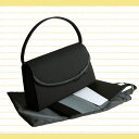 [40% OFF] * black formal bag with * silk wrapper, the tote bag: It is fs2gm [the bag which is indispensable to a formal dress, a mourning dress] [in graduation, an entrance ceremony] YO6081 (treasuring)