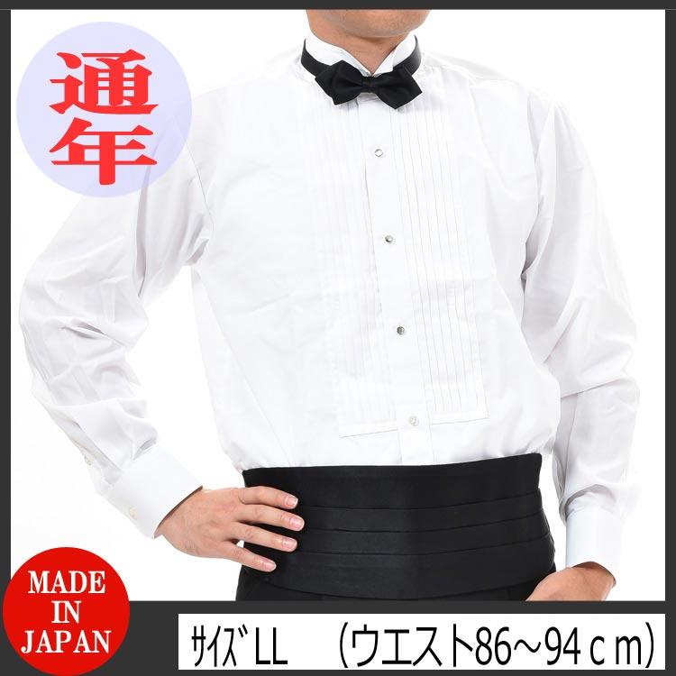 【タキシード用】黒のカマーバンド&蝶タイ(LLサ...の商品画像