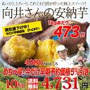 今だけ早割タイムセール◆【送料無料】鹿児島県種子島産 濃厚な味わいの『安納芋』(訳あり・無選別)メガ盛り10kg