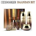 (DAANDAN BIT)お買い得!スネイル・カタツムリ・スキンケアセット(化粧水+乳液+クリーム+ミニ化粧水+ミニ乳液) 基礎化粧品