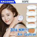 (IOPE アイオペ) 詰め替え用 2016 NEW Air Cushion エアクッションR (ナチュラル/カバー/インテンスカバー/マットフィニッシュ/モイ...