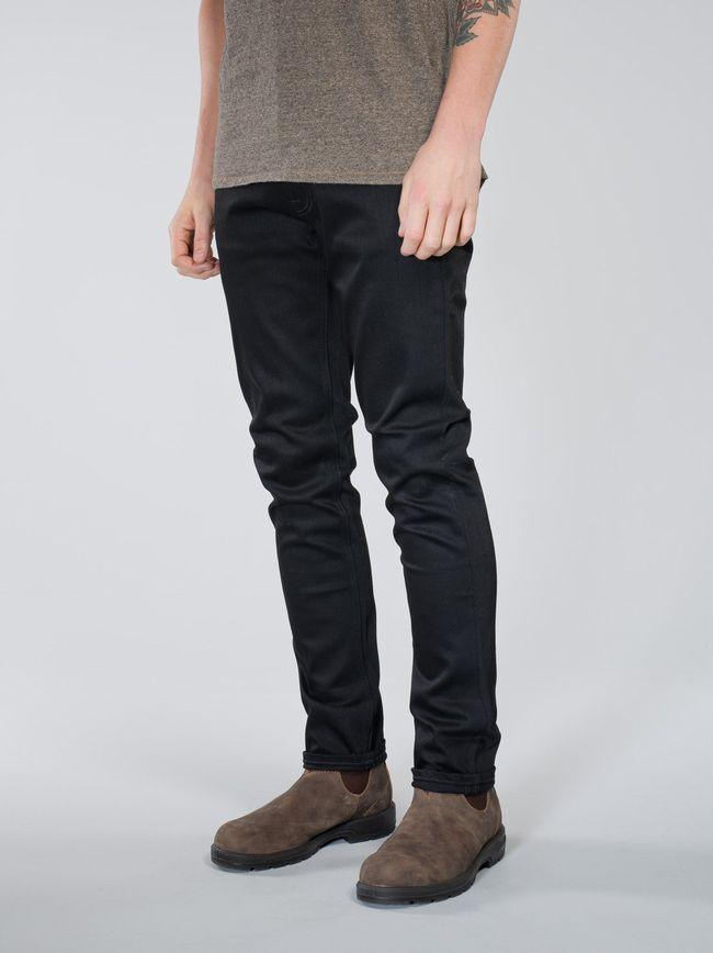 "��NudieJeans""LeanDean/DryColdBlack/L32�ۡڥ̡��ǥ���������""���ǥ�����""�ɥ饤���֥�å���"