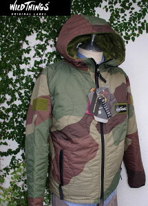 ��WildThingsDISTANCECAMOHOODED-PRIMALOFT.Jacket�ۡڥ磻��ɥ��󥰥�SAYHELLO�º̥ա��ǥåɡ��ץ�ޥ�ե�.���㥱�åȡۡ�02P12Oct15��