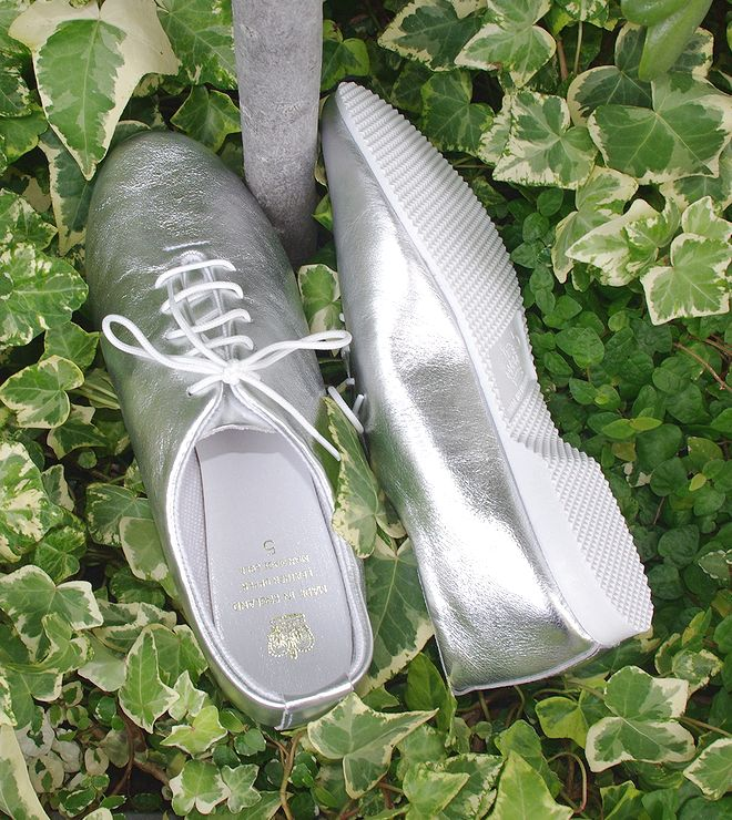 "CROWN-JAZZ.SHOES/SILVER�ڱѹ������㥺���塼��""���饦��/����С���"
