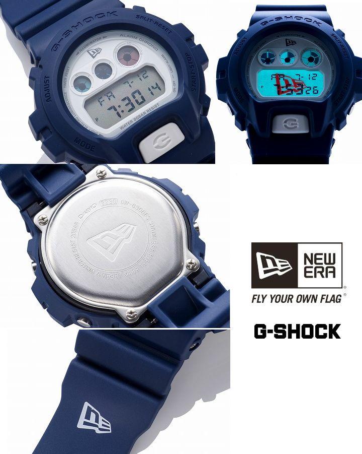 ニューエラ【G-SHOCK×NEWERADW-6900】Gショックコラボレーションモデル