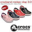 セール クロックス crocs crocband mickey clog 3.0/クロックバンドミッキークロッグ3クロックス国内正規取り扱い
