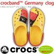 あす楽'対応【限定 crocband Germany clog (クロックバンド ジャーマニー クロッグ)】 【クロックス国内正規取り扱い】