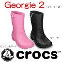【74時間限定!お買い物マラソン】【CROCS'georgie 2(ジョージー2)】【クロックス国内正規取り扱い】
