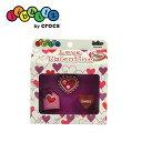クロックス crocs ジビッツ【Valentine 3pack/バレンタイン3パック】【クロックス国内正規取り扱い】