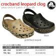 クロックス/crocs【crocband leopard clog/クロックバンドレオパードクロッグ】【クロックス国内正規取扱】