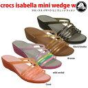 crocs クロックス【crocs isabella mini wedge w/クロックスイザベラミニウェッジウィメン】【クロックス国内正規取り扱い】