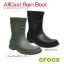 ショッピングcrocs クロックス crocs AllCast Rain Boot M オールキャスト レインブーツメン【クロックス国内正規取り扱い】