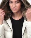 2016-17秋冬新作DUVETICA CARYS-DUE RexLapin.Fur...