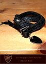 "HTC""【#217Woven""DoubleBuckle""StudsBelt""Black】【HTC#217ダブルバックル.スタッズベルト】"