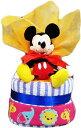 パンパース 1段 フィッシャープライス おむつケーキ ディズニー オムツケーキ 男の子 女の子 出産祝い 誕生日祝い
