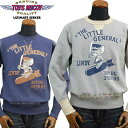 TOYS McCOYトイズマッコイ ミリタリースウェットシャツMILITARY SWEAT SHIRT TOM and JERRY「THE LITTLE GEN...