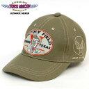 TOYS McCOYトイズマッコイ コットンキャップCOTTON CAP バッグスバニーBUGS BUNNY「VICTORY FIELD」TMA1703