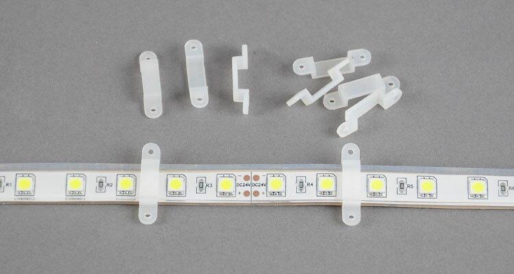 LEDテープ用 サドル 固定クリップ 留め具 ...の紹介画像3