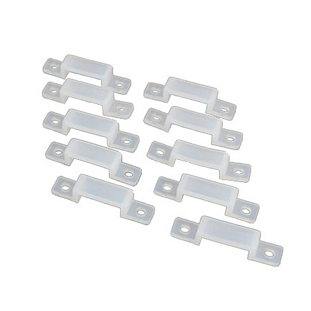 LEDテープ用 サドル 固定クリップ 留め具 1...の商品画像
