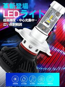 変色LEDヘッドライト