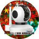 防犯カメラ Vstarcam C7823WIP ワイヤレス WiFi 無線 MicroSDカード録画 100万画素 LANケーブル必要なし 電源繋ぐだけ 簡単設...