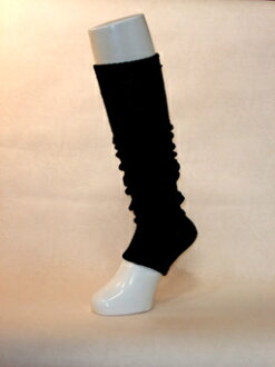 Leg warmer / leg warmer / wool leg warmer with the heel