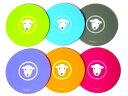 【herdy】ハーディー羊 コースター シリコン キッチン雑貨 ☆ギフト 羊/ヒツジ/ひつじ 干支