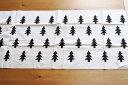★ てぬぐい ツリー 北欧風 日本製 ☆ 手ぬぐい クリスマス 風呂敷用に お弁当包み テーブルクロス タペストリー