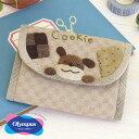 オリムパス キルトキット アニマルスウィーツ クッキー大好きわんこのカードケース