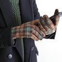 ショッピンググローブ ハリスツイード グローブ レディース 手袋 女性用 プレゼント ギフト クリスマス おしゃれ スマホ対応