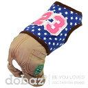 【メール便送料無料】【SALE】dobazドバズ23ロゴ&SuperStarカバーオールSブルー1000円ポッキリ