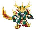 【中古】SDガンダム BB戦士 SD三国伝 Brave Battle Warriors 真 関羽(カンウ)ガンダム No.003