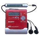 【中古】SONY ソニー MZ-R909 レッド MDレコーダー MDLP対応 (MD録音再生兼用機/ポータブルMDプレーヤー/ポータブルミニディスクレコーダー)