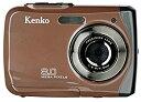 【中古】Kenko デジタルカメラ DSC180WP IPX8相当防水 800万画素 乾電池タイプ 862346