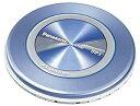 【中古】パナソニック ポータブルCDプレーヤー ブルー D‐SOUND SL-CT520-A