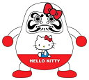 【中古】DARUMA CLUB HELLO KITTY B 約90mm ABS製 塗装済み完成品フィギュア