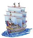 【中古】ワンピース 偉大なる船(グランドシップ)コレクション レッド・フォース号 (From TV animation ONE PIECE)