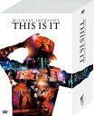 ショッピングメモリアルDVD 【中古】マイケル・ジャクソン THIS IS IT メモリアル DVD BOX (完全限定10000セット)