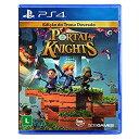 【中古】Portal Knights (輸入版:北米) - PS4