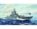 【中古】1/700 ロシア海軍 スラヴァ級ミサイル巡洋艦 モスクワ 黒海艦隊  [並行輸入品]