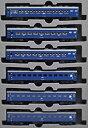 【中古】KATO Nゲージ 10系 寝台急行 能登 増結 6両セット 10-817 鉄道模型 客車