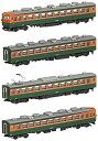 【中古】KATO Nゲージ 165系 飯田線 急行 伊那 4両セット 10-1335 鉄道模型 電車