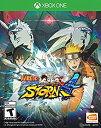 【中古】Naruto Shippuden Ultimate Ninja Storm 4 (輸入版:北米) - XboxOne