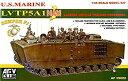 【中古】AFVクラブ 1/35 アメリカ海軍 LVTP5 A1 水陸両用 装甲兵員輸送車 プラモデル FV35022