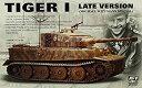 【中古】AFV Club 1?: 35?Tiger I Late Version Michael Wittmann特別なプラスチックキット# af35s27