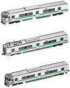 【中古】TOMIX Nゲージ 733-100系 近郊電車基本セット 3両 98375 鉄道模型 電車