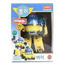 【中古】Robocar Poli(ロボカーポリー)新キャラクター 変身ロボット 山岳救助隊 バキー [並行輸入品]
