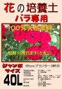 花の培養土 バラ専用(有機質肥料入り)ジャンボサイズ 40L