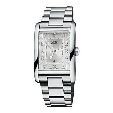 腕時計 ORIS オリス Rectangular レクタンギュラー デイト 561.7693.4061M メンズ【送料無料、ギフトラッピング無料】 メンズ時計【コンビニ受取対応商品】 【送料無料】561.7693.4061M【ギフトラッピング無料】